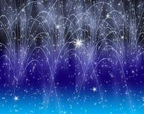 Fuoco d'artificio Illustrazione Vettoriale