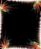 Fuoco d'artificio di celebrazione Immagini Stock