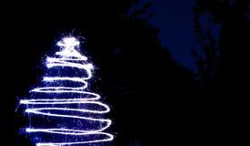 Fuoco d'artificio di nuovo anno Immagini Stock Libere da Diritti