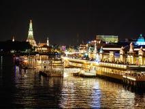 Fuoco d'artificio Tailandia del nuovo anno Immagini Stock Libere da Diritti