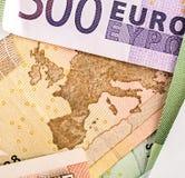 Fuoco su Europa Fotografie Stock Libere da Diritti