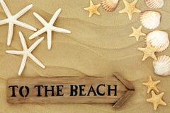 Fuori alla spiaggia