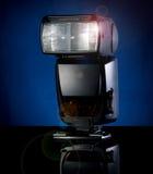 Fuori dal flash della macchina fotografica Immagine Stock Libera da Diritti