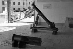 Fuori del museo Immagine Stock