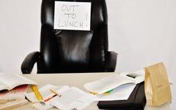 Fuori a pranzo Fotografie Stock