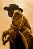 Fuori verso ovest Fotografia Stock Libera da Diritti