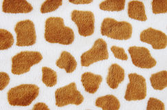 Fur animal print Stock Photography