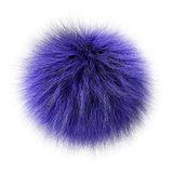 Fur ball Royalty Free Stock Photo