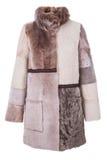 Fur coat Stock Photo