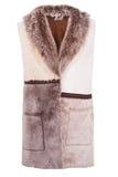 Fur coat Stock Image
