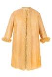 Fur coat Stock Photos