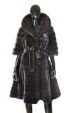 Fur coats, fur Royalty Free Stock Photography