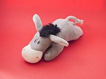 Fur donkey Royalty Free Stock Image