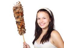 Fur, Hair Coloring, Brown Hair, Hair Accessory Stock Image