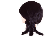 Fur hat Royalty Free Stock Photography
