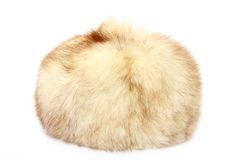 Fur headdress Stock Photos