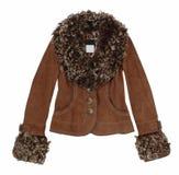 Fur jacket Stock Image