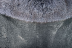 Fur & Leather (focus on fur) Stock Images