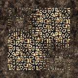 Fur pattern Stock Image