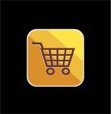 Fur sklepowe ikony Zdjęcie Stock