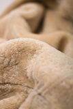 Fur texture. Of household sheep Stock Photos