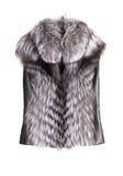 Fur vest Royalty Free Stock Photos