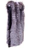 Fur vest Stock Image