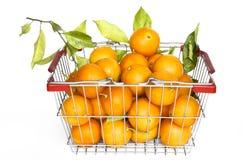 fura foluję pomarańcz target611_1_ Zdjęcie Stock