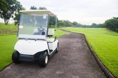 fura golf Obraz Stock