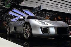 Furacão 2011 de Gumpert do â da mostra de motor de Genebra Imagem de Stock Royalty Free