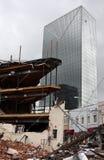 Furacão de Atlanta Foto de Stock Royalty Free
