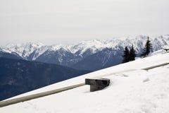 Furacão Ridge Imagem de Stock