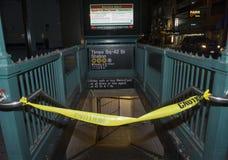 Furacão Sandy Imagens de Stock Royalty Free