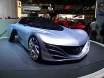 Furai. Mazda's prototype Furai presented at the 2009 Geneva Motorshow Royalty Free Stock Photos