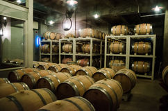 Furano wytwórnia win obrazy royalty free