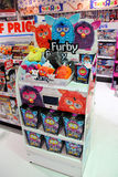Furbys dans le magasin de Toysrus Photos libres de droits
