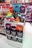 Furbys in Toysrus store Royalty Free Stock Photos