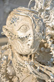 Furchtsame Skulptur Lizenzfreie Stockfotografie