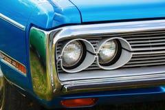 Fureur 3 de Plymouth Photo libre de droits