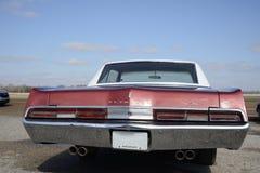Fureur Plymouth Muscle Car modèle photographie stock libre de droits