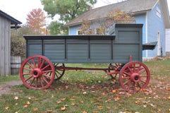 furgon drewniany Obrazy Stock