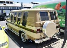 furgone Fotografie Stock
