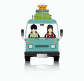 furgoneta libre illustration