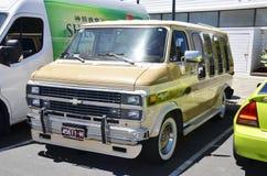 furgoneta Foto de archivo libre de regalías