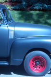 furgoneta de los años 50 Imagen de archivo