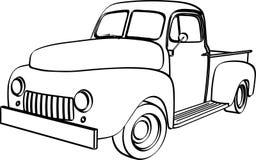 furgonetka Zdjęcie Stock