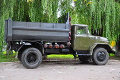 furgonetka Obrazy Royalty Free