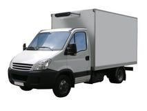 furgonetka dostawcza Zdjęcie Stock