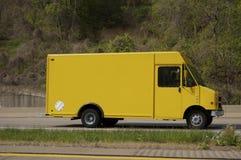 furgonetka dostawcza Fotografia Royalty Free