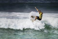 2015 furgoni Stati Uniti si aprono di concorrenza praticante il surfing Immagine Stock